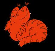 Red loaf