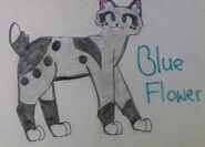 Blueflower (drawn by Tigerdawn)