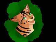 Cheetahspark headshot by mapleleafsunset dd4tara-pre