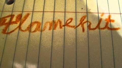 Flamekit of BlogClan