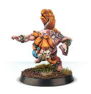 Grim Ironjaw 6th Edition Model