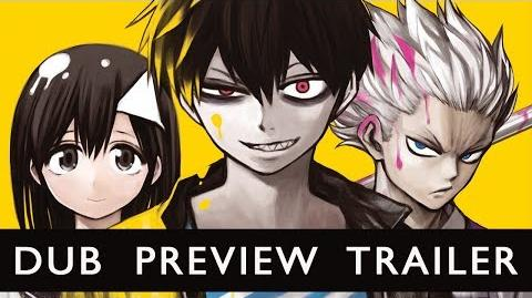 BLOOD LAD Anime - Official Dub Preview Trailer - Own it 9 2 14