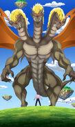 Heads Hydra true form