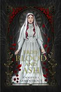 From Blood and Ash Illumicrate Cover