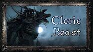 CLERIC BEAST - The Bloodborne Monster Manual - Episode 1
