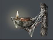 Parasite Lamp Bloodborne DLC