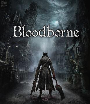 Cover bloodborne