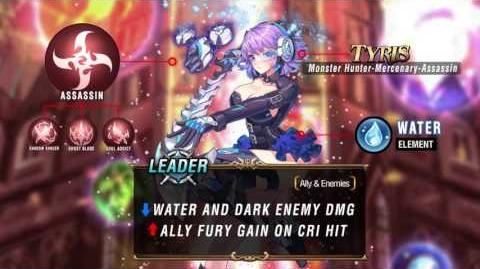 Bloodline SEA Hero Introduction Tyris