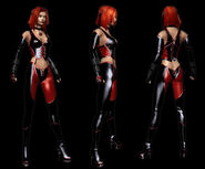 Rayne BloodRayne 2 costume