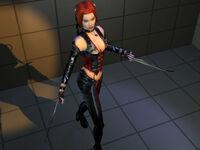 Rayne BloodRayne costume 1