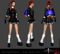 Schoolgirl Rayne