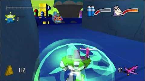 Buzz Lightyear of Star Command Walkthrough Part 6 Trade World
