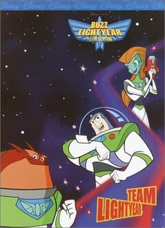 Team Lightyear (Book)
