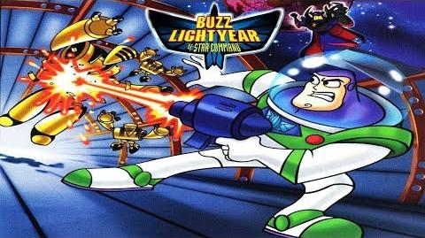 Buzz Lightyear of Star Command Action Game (PC) Full 100% Walkthrough
