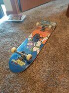 Blosc-skateboard