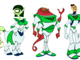 Unnamed Space Rangers