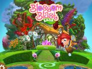 Blossom Blast Saga Main Menu