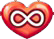 Heart unlimited tab icon