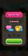 Honeyed Calendar Day 4 reward special