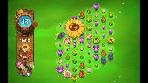 Blossom blast saga level 102
