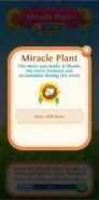 Miracle Plant flower bloom lives refill faster
