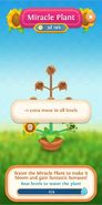 Miracle Plant flower info 1 extra move