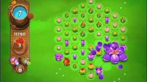 Blossom blast saga level 101