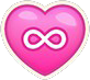 Heart unlimited tab icon new