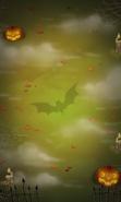 Level background screen (halloween-theme) mobile
