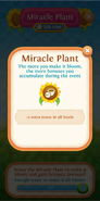 Miracle Plant flower bloom 1 extra move