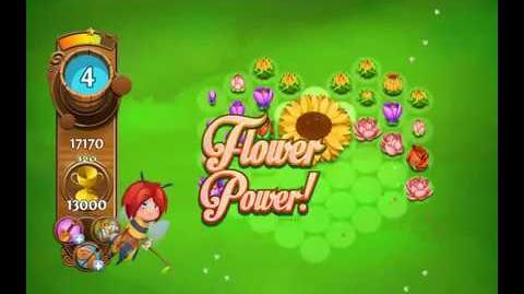 Blossom Blast Saga level 1