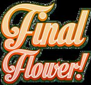 Final Flower popup