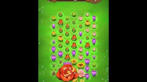 Blossom Blast Saga Level 21