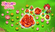 BlossomBlastSaga cover