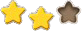 Level star icon 2