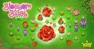 Blossom Blast Saga FacebookGameroom background