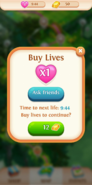 Buy lives screen new