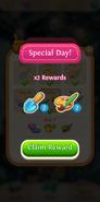 Honeyed Calendar Day 5 reward special
