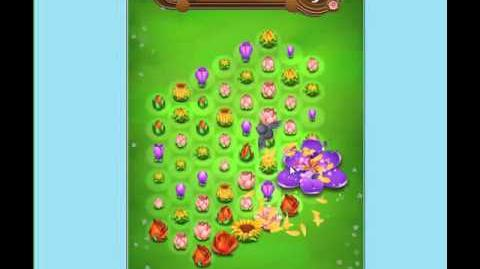 Blossom Blast Saga Level 102 No Boosters