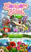 Blossom Blast Saga (winter-theme) mobile
