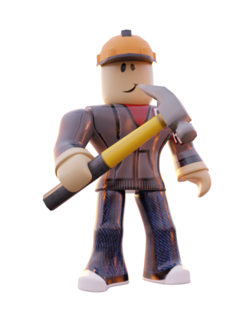 Builderman Roblox Figure Builderman Blox To Life Roblox Wiki Fandom