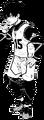 Yoichi Isagi Team White