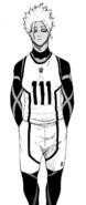 Shidou Ryusei - Blue Lock Uniform