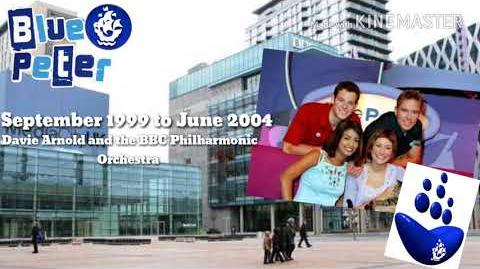 Blue Peter Theme Tunes throughout the years 1958 to present