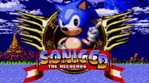 Sonic CD (USA) Music Stardust Speedway Zone (Bad Future)