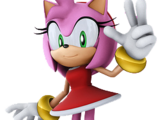Amy Rose (Anyone's Continuity)