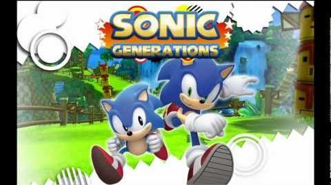 """Sonic Generations """"Time Eater Classic """" Music"""