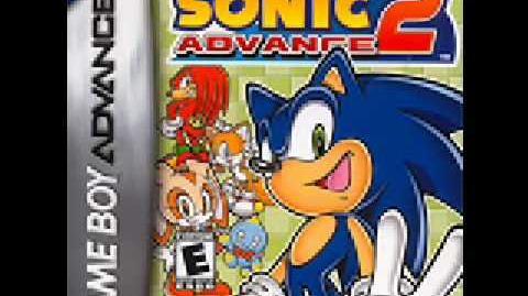 Sonic advance 2 music final zone - XX
