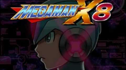 Megaman X8 - Wild Fang (Full version)