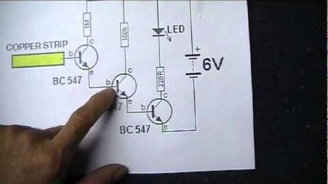 Wireless Voltage Detector..